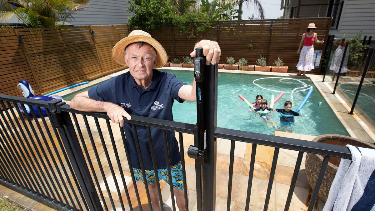 BE EXTRA VIGILANT: Swim Safety Ambassador Laurie Lawrence is calling on pool owners to be more diligent. Photo - supplied.