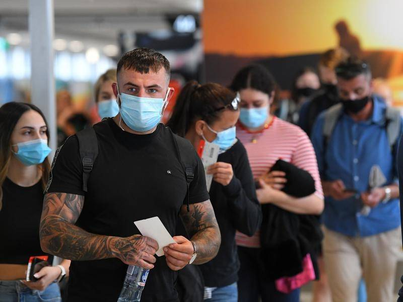 Mask use in Victoria will become more limited as of Sunday.